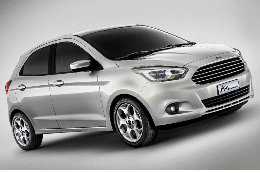 Ford KA 16